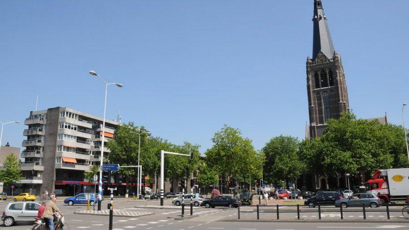 HOME | De BUUT in de Rochusbuurt Eindhoven | een impressie van de buurt, Joriskerk