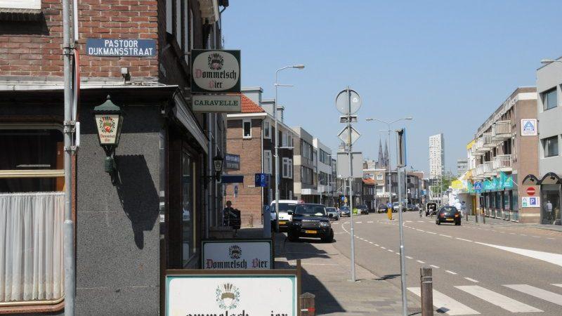 HOME | De BUUT in de Rochusbuurt Eindhoven | een impressie van de buurt, pastoor Dijkmanstraat