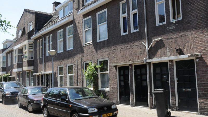 HOME | De BUUT in de Rochusbuurt Eindhoven | een impressie van de buurt, Hoefkestraat huizen